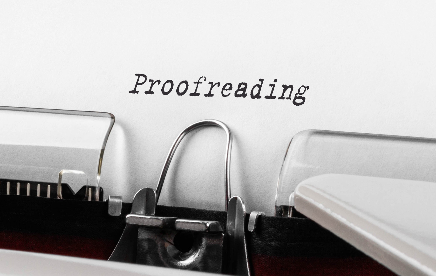 Legal Proofreading