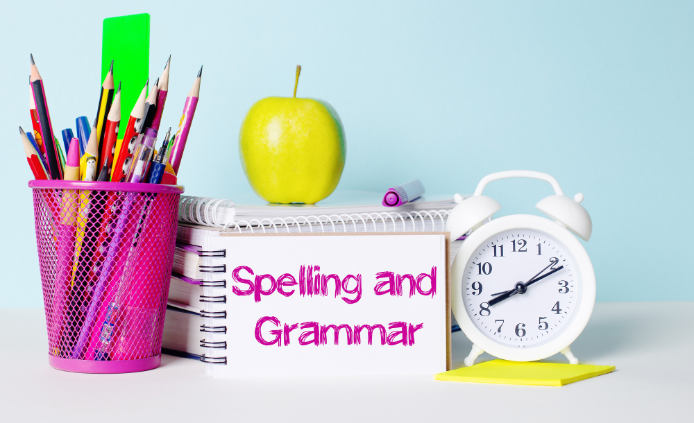 grammarly professional proofreading